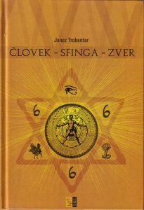 Book Cover: Človek – Sfinga – Zver
